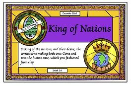 Dec 22 King of the Nations