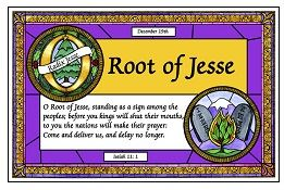 Dec 29 Root of Jesse
