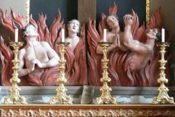 Scriptural Basis for the Catholic Belief in Purgatory
