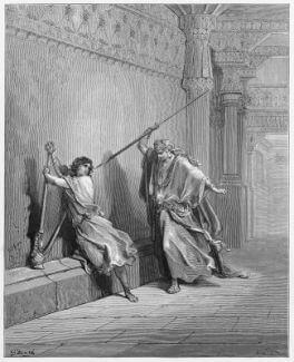 King Saul & David