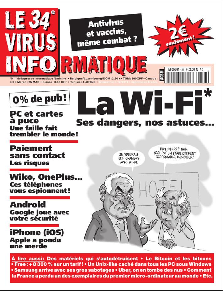 Virus Info numéro 34