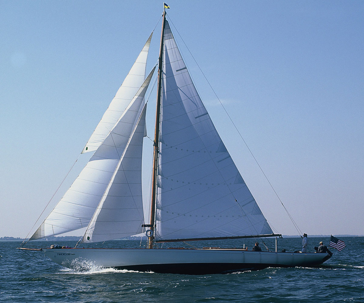 The 114 Year Old Yacht Witchcraft ACBS Antique Boats