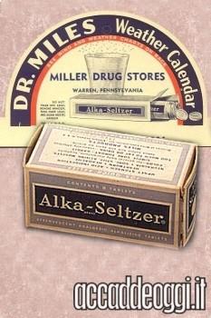 Accadde Oggi 21 Febbraio In Commercio Lalka Seltzer