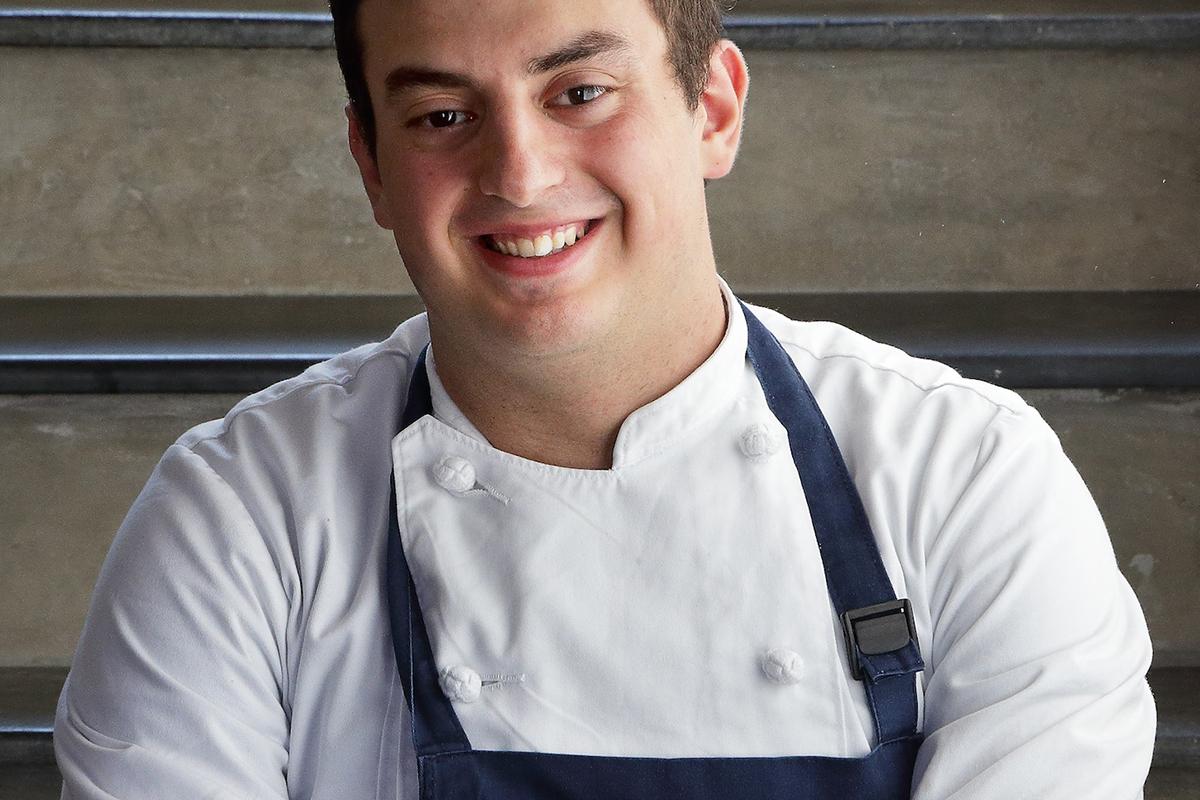 Simone Nebbia, vice di Roberto Petza, è il miglior sous-chef d'Italia