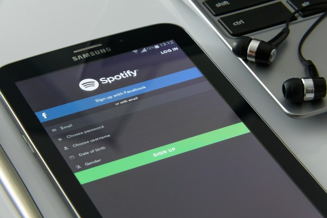 Spotify e fake music