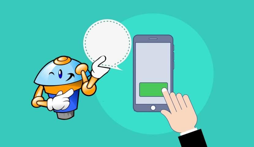 Chatbot bot comunicare