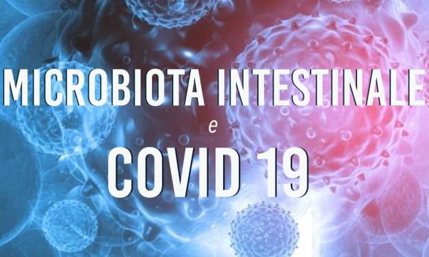 Microbiota intestinale e Covid 19. Quale relazione?