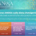 Corso ANSISA sulla dieta chetogenica: dalle basi scientifiche alla pratica clinica
