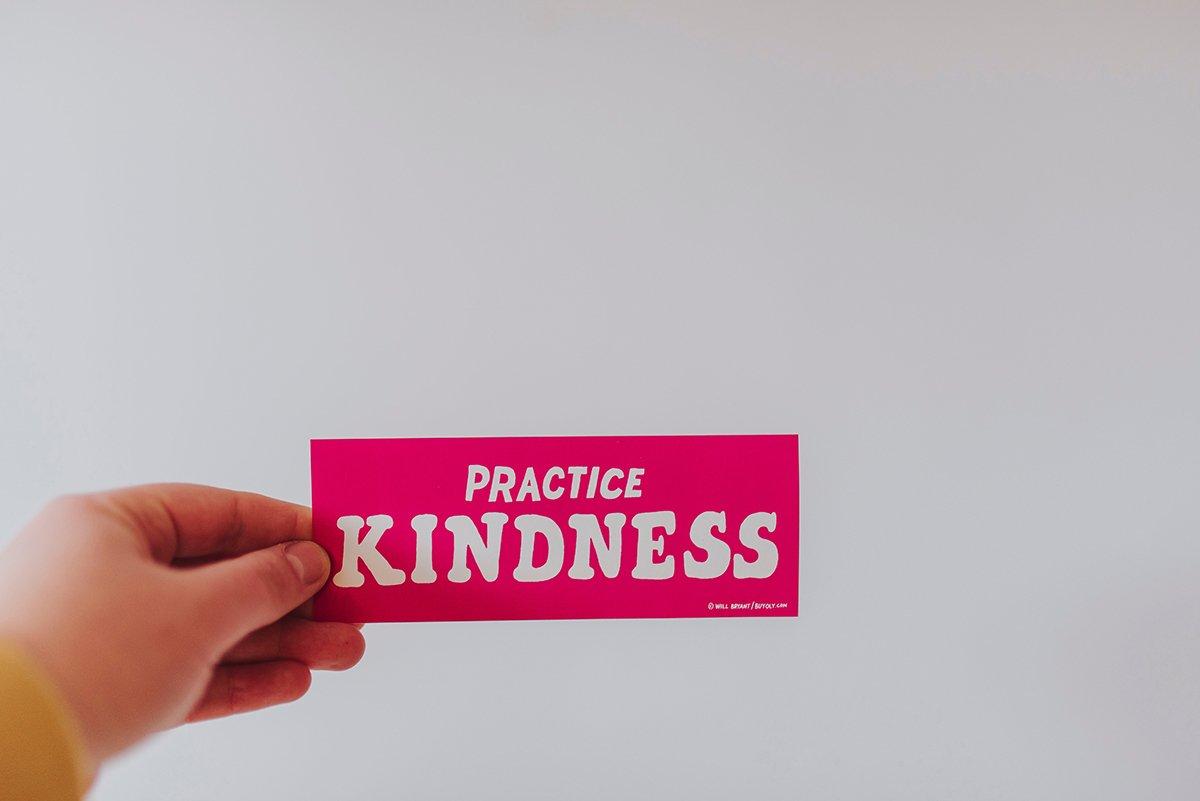 Educarsi alla gentilezza