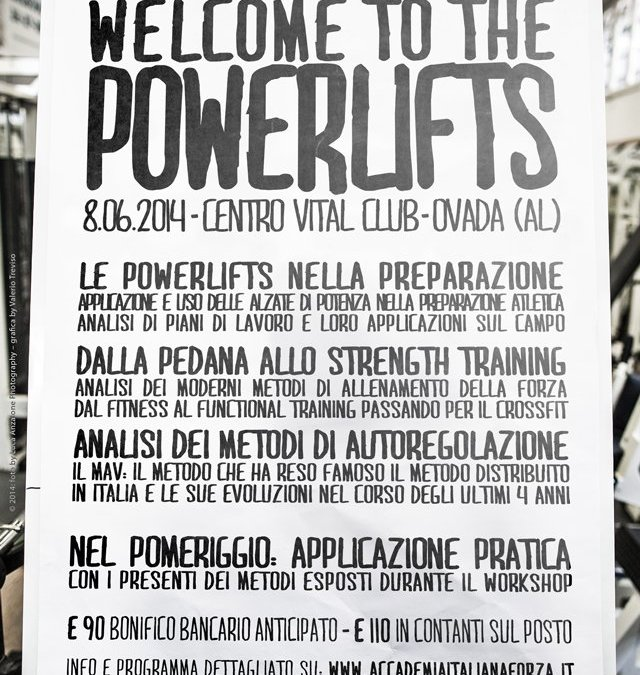 WELCOME TO THE POWERLIFTS