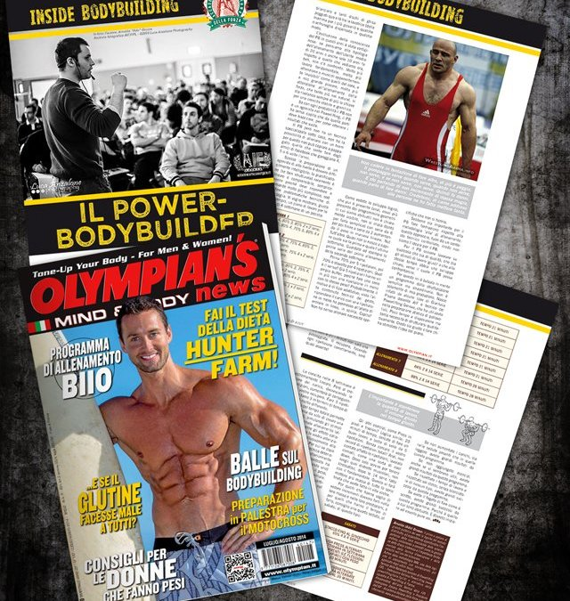 ON 147 – IL POWER BODYBUILDER