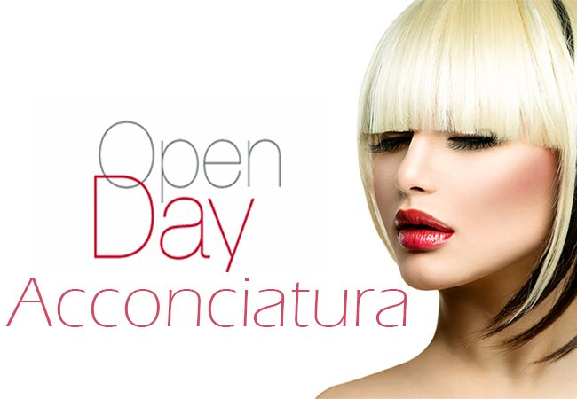 Open Day Acconciatura