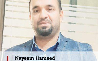 Nayeem Hameed
