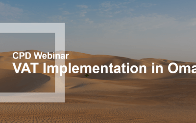 Join our webinar: Implementation of Tax in Oman