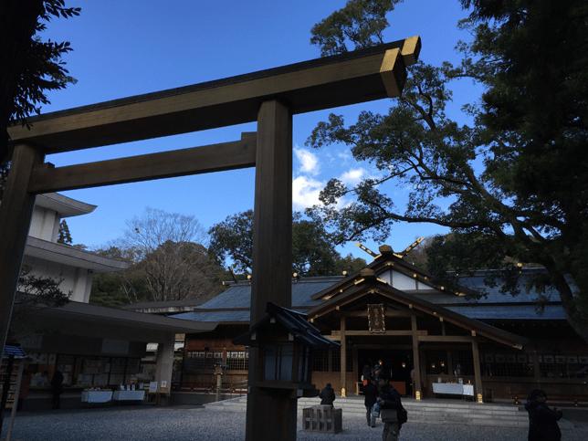 猿田彦神社 | Acca's Website