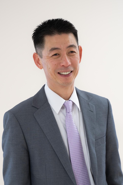 Pastor Jason Tsai 蔡學聖牧師 : Associate Pastor / English Ministry 英語事工