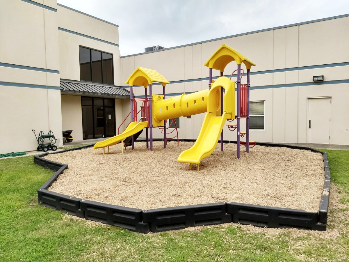 Playground - Play Structure