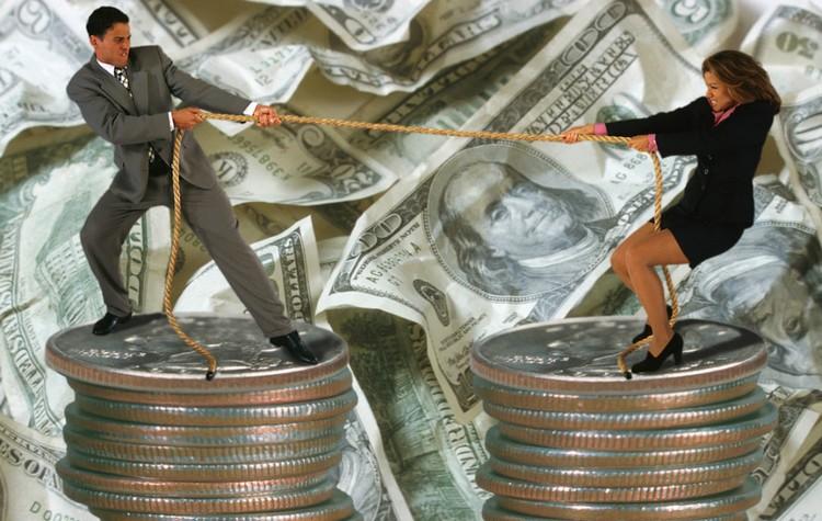 konflik keuangan