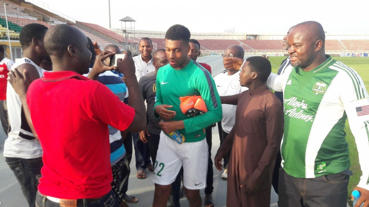 alex iwobi confident about world cup