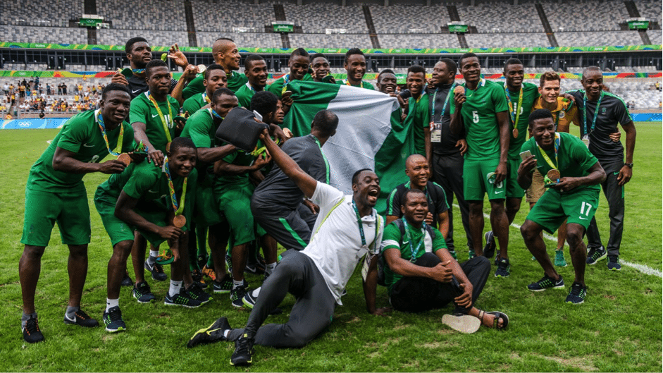 Nigerian dream team wins bronze olympics weekend sports accelerate