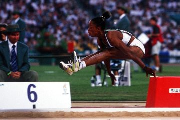 chioma ajunwa nigerian west african olympic gold medalist