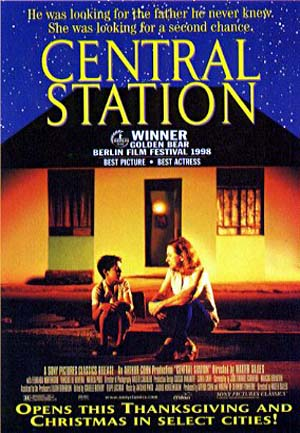 central station brazilian film