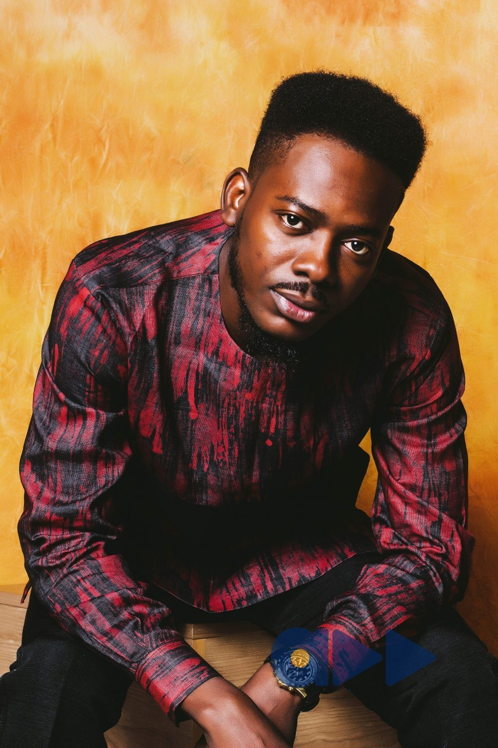 Adekunle Gold The Cover accelerate tv