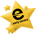 access early savers logo