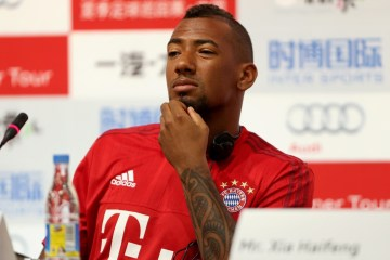 Boateng Responds to Rummenigge's Comments