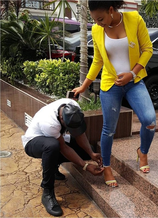 harrysong-and-girlfriend