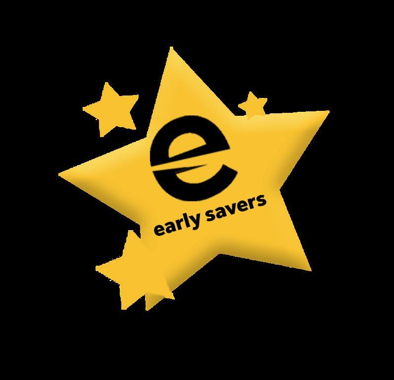 EarlySavers logo