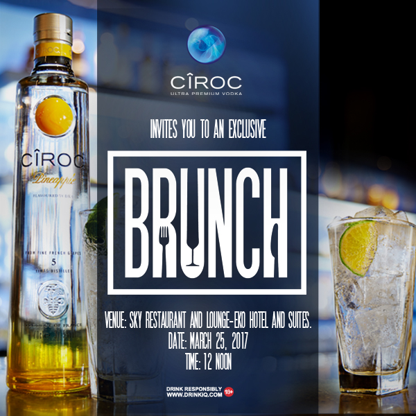 CIROC BRUNCH INVITE
