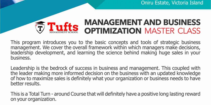Management and business