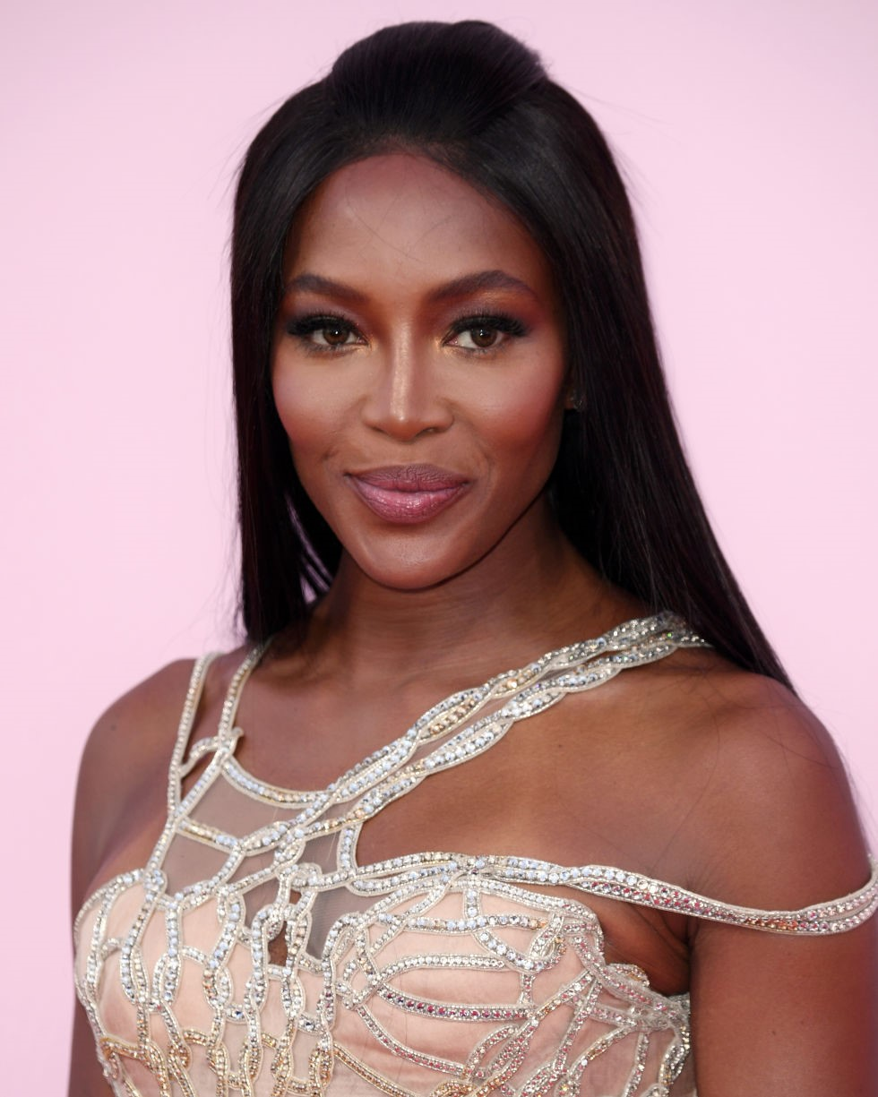 NAOMI CAMPBELL: The Ageless wonder that is Naomi Campbell looked flawless as ever