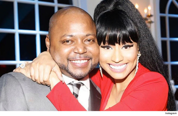Nicki Minaj's brother Jelani Maraj