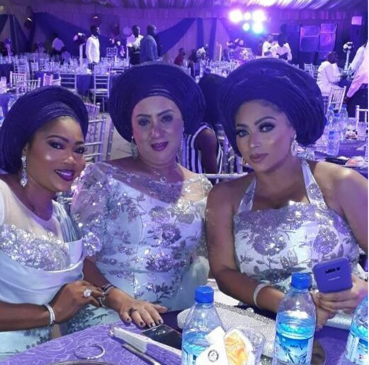 Oritsefemi's wedding