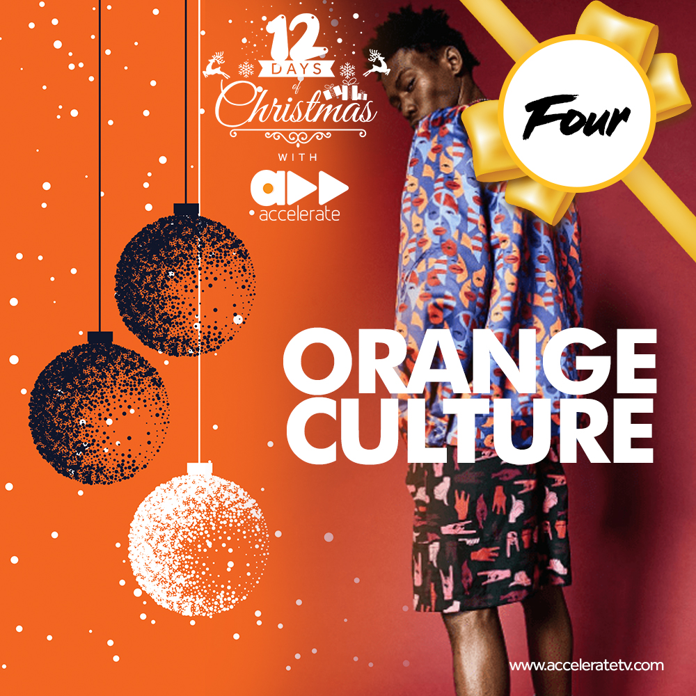 orange culture accelerate christmas