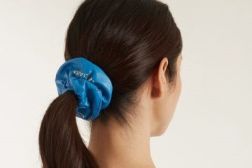 Balenciaga Hair Scrunchie