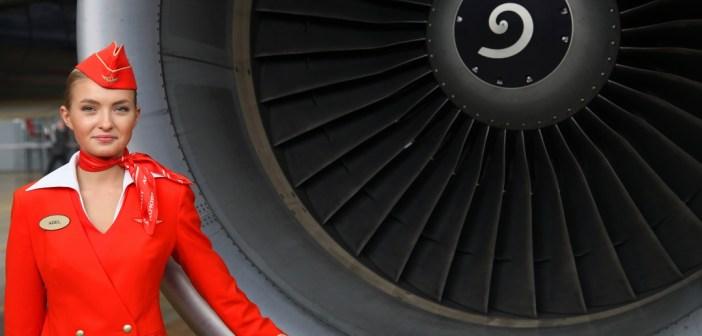 Ühe Miili Klubi stjuardess Aeroflot