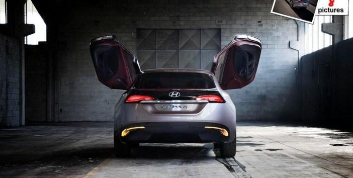 Hyundai Ioniq kontseptsioon 2012