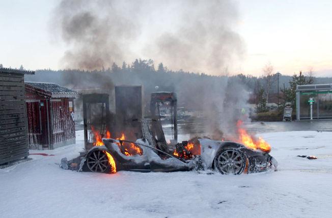 Tesla tulekahju 1.jaan