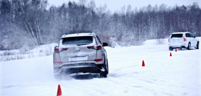 Talvise autosõidu ABC: libedaga teel püsimine