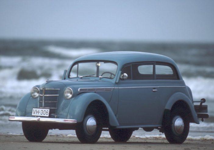 Auto, millest Astra lugu algas. 1936- 1940. aastatel toodeti Rüsselheimi tehases ühtekokku 107 000 Opel Kadett sõiduautot