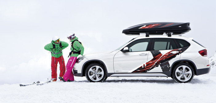 BMW X1 I põlvkond, millel oli ka mitmeid spetsseeriaid. Tootmises 2009-2014