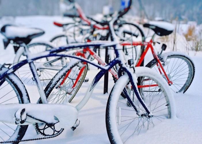 22 nippi talviseks rattasõiduks