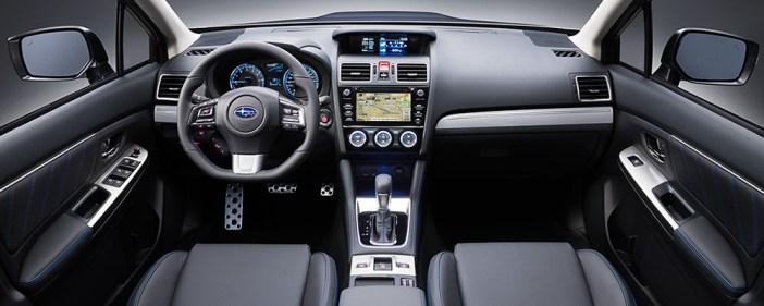Subaru Levorg GT-S infolust