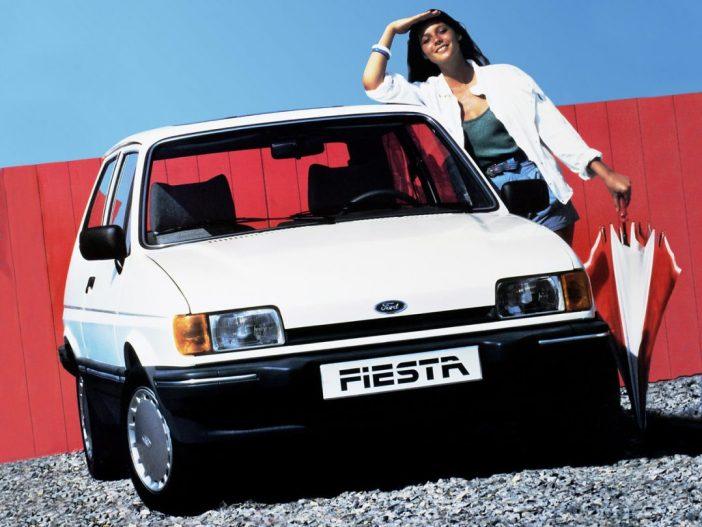 Fiesta Ghia, üks maailma naiste lemmikautosid läbi aegade