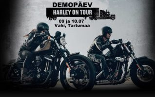 Harley-on-Tour demopaev