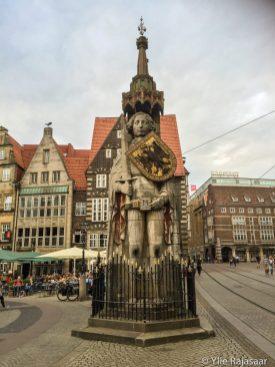 Bremeni sümbol, Roland