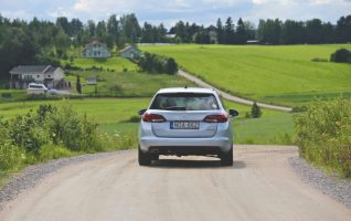 Opel Astra Soome